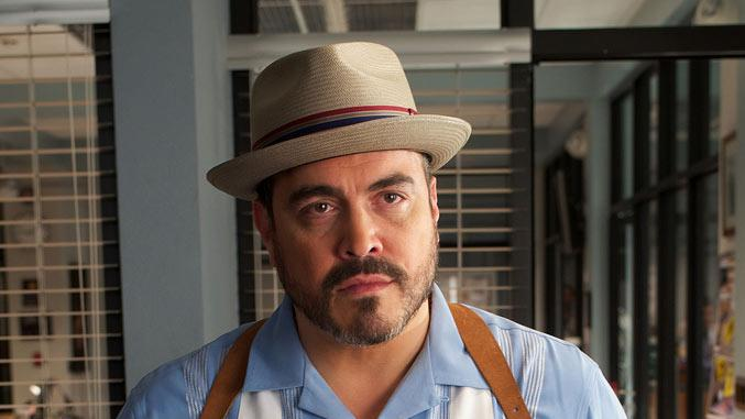 "David Zayas stars as Angel Batista in ""Dexter."""