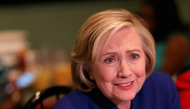 Hillary Clinton Back In L.A. This Month For Michael Lombardo Hosted Fundraiser
