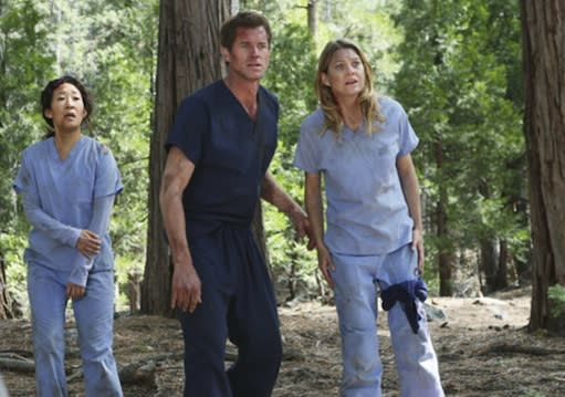 Grey's Anatomy Recap: Filling in the Blanks