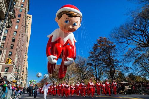 Macy's Thanksgiving Day Parade 2015: Route & Street Closures