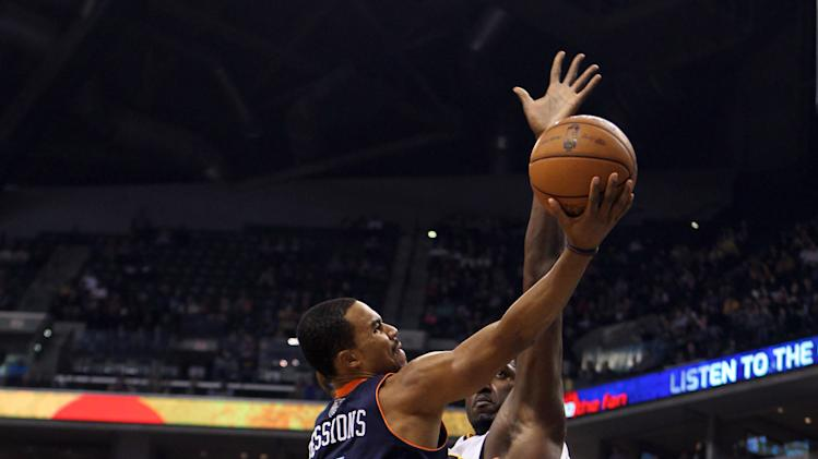 NBA: Charlotte Bobcats at Indiana Pacers