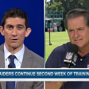 Steve Mariucci dishes on the Oakland Raiders' hopes for 2014