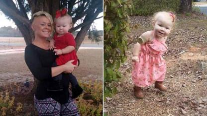 A Family's Fight: Mom and Her 1-Year-Old Daughter Battling Cancer Together