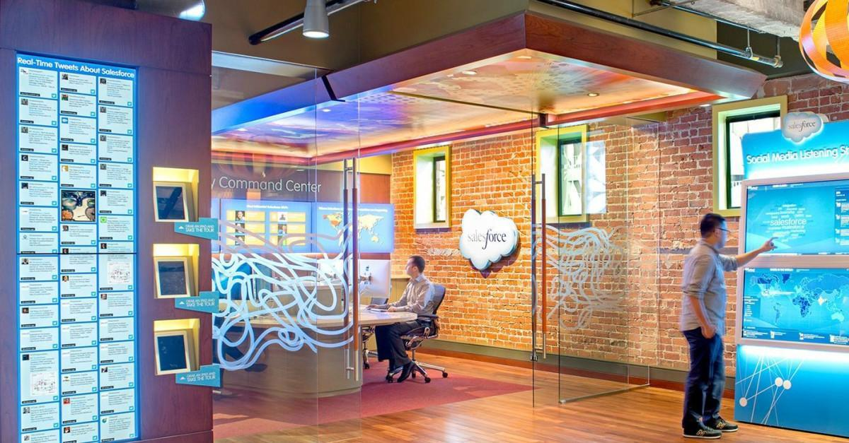 20 Offices You'll Wish You Worked At