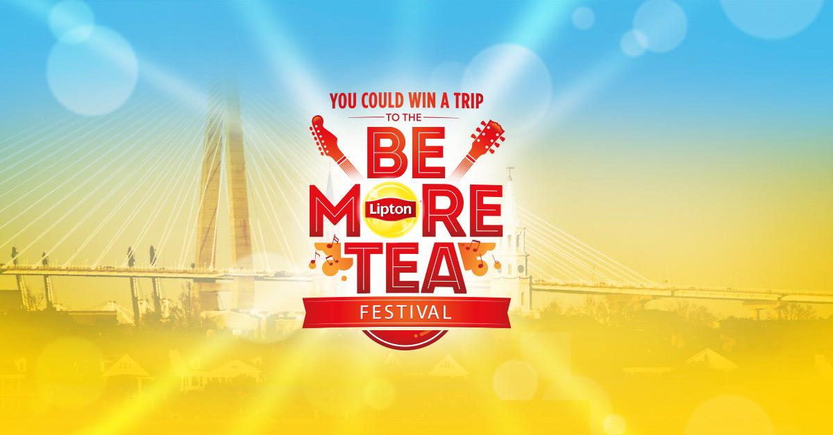 Caught Festival Fever? Lipton has a Cure.