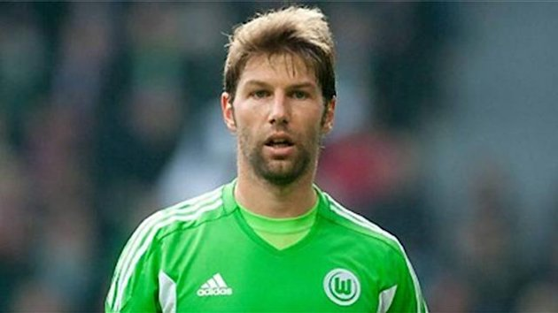 Football 2011/12 Bundesliga Wolfsburg Hitzlsperger