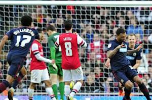 Arsenal 0-1 Blackburn: Kazim-Richards' strike stuns Gunners
