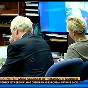 Trial begins for woman accused of murder