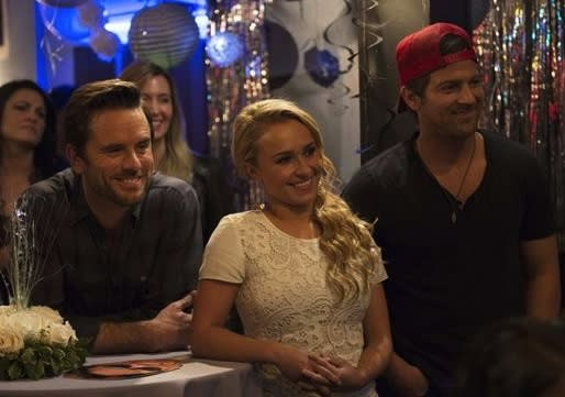 Nashville Creator Callie Khouri and Charles Esten on a 'Mind-Bending' Birthday Bash – Plus Videos!
