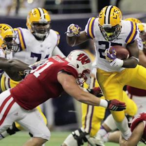 Why Wisconsin's upset bid came up short against LSU