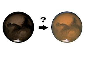 Why Is Mars Red?