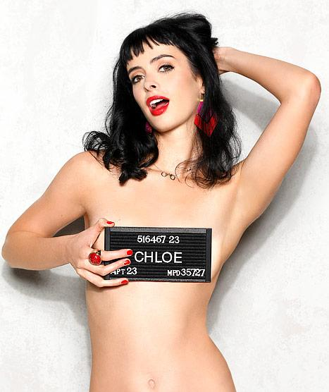 LOL! See Krysten Ritter's Nude Mugshot for Don't Trust the B---- in Apartment 23