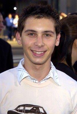 Justin Berfield at the Beverly Hills premiere of DreamWorks' The Terminal