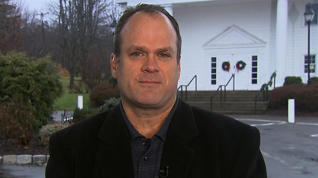 Newtown minister on counseling the community