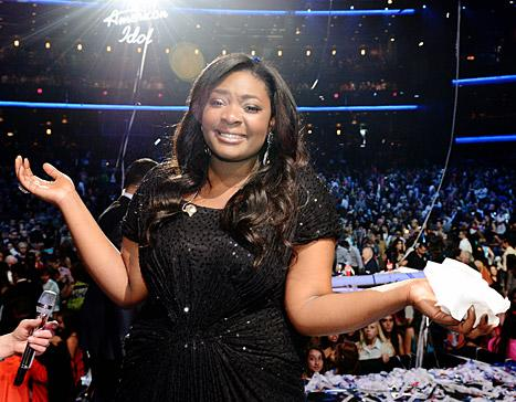 Candice Glover Wins American Idol Season 12!