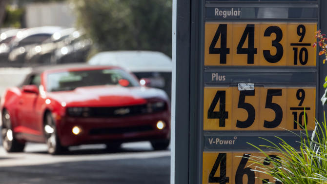 Calif. refinery back online amid soaring prices