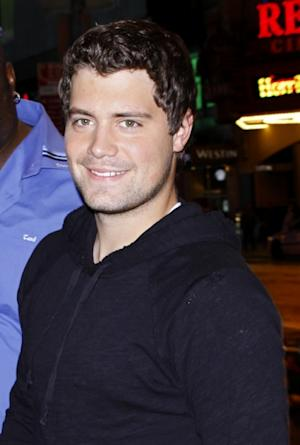 Levi Johnston visits Dave & Buster's Time Square in New York City on September 21, 2011 -- Getty Premium