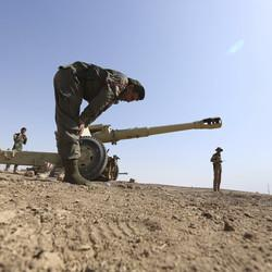 Kurdish Iraqi Forces Launch Operation Against ISIS In Sinjar
