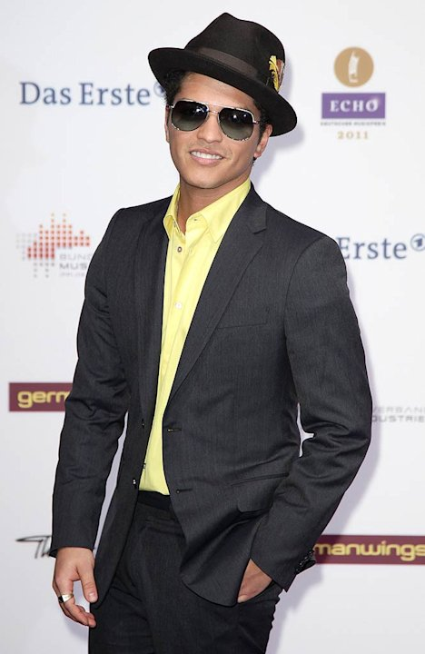 Bruno Mars Echo Awards