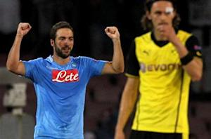 Napoli 2-1 Borussia Dortmund: BVB sees red in Naples defeat