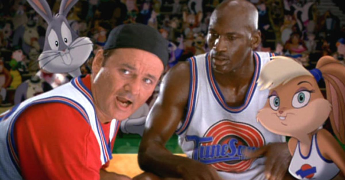 """18 Things You Don't Know About """"Space Jam"""""""