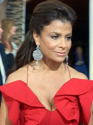 Paula Abdul was another celeb who was unceremoniously fired.