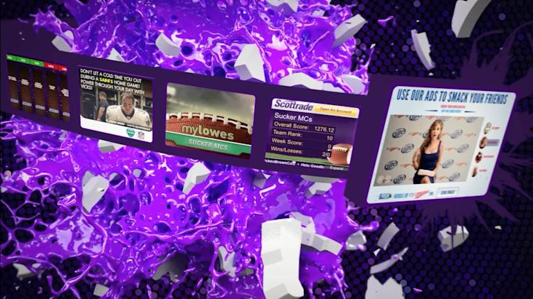 Get In the Game with Personalized Ads for Fantasy Football!