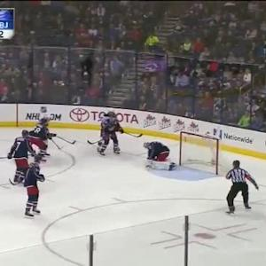 Sergei Bobrovsky Save on Jordin Tootoo (08:37/2nd)