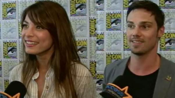 Kristin Kreuk, Jay Ryan -- Access Hollywood