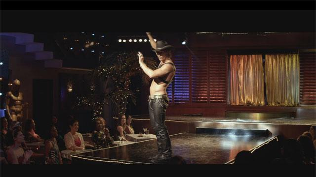 'Magic Mike' Clip: Star of the Show