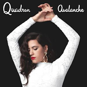 "This CD cover image released by Epic Records/Vested In Culture shows ""Avalanche,"" the latest release by Quadron. (AP Photo/Epic Records/Vested In Culture)"