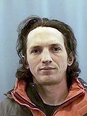 """FILE - This undated handout photo provided by the Anchorage Police Department shows Israel Keyes. An upcoming special episode of Investigation Discovery's """"Dark Minds"""" TV series to air April 2, 2014 says it has new information about confessed Alaska serial killer Israel Keyes, including the identity of a potential victim. (AP Photo/Anchorage Police, file)"""