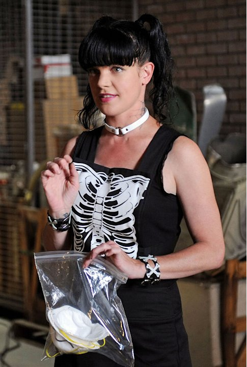 Pauley Perrette