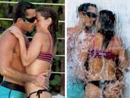 Las fotos calientes de Lola Ponce con su nuevo amor