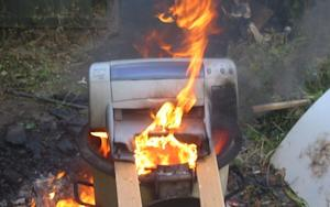 Update: HP Says Hackers Can't Use Its Printers for Arson