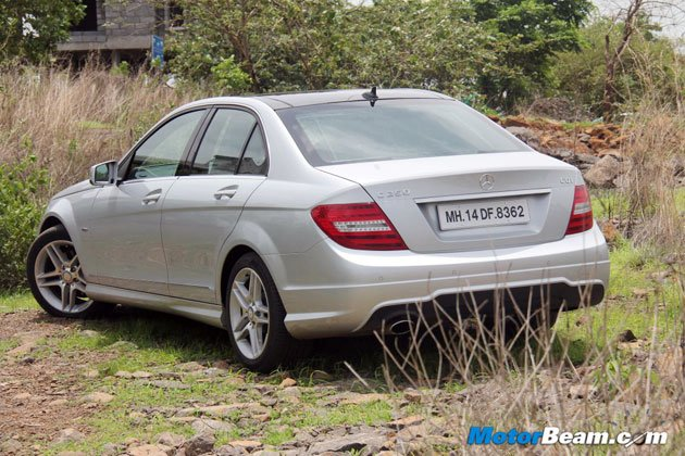 Review: Mercedes C250 performance edition