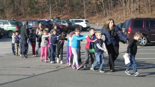 Newtown, Connecticut, school shooting leaves at least 12 dead, including children and 1 gunman