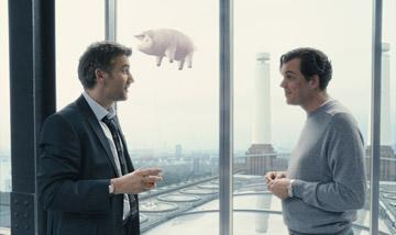 Clive Owen and Danny Huston in Universal Pictures' Children of Men