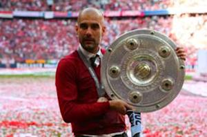 Guardiola: I'm proud of my players