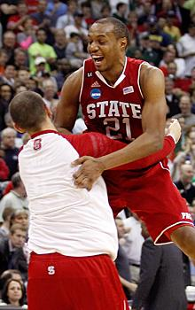C.J. Williams isn't ready to let N.C. State's run end