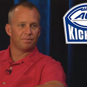 NC State's Dave Doeren Talks New Starting QB Jacoby Brissett | #ACCkickoff
