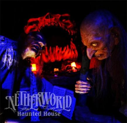 Netherworld Haunted House