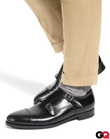 The Monkstrap Shoe