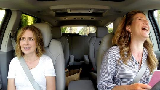 Yahoo Launches 9-Part Minivan Ad Disguised as Comedy Series Starring 'SNL' Alum Ana Gasteyer