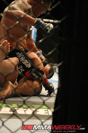 UFC Fight Night 33 Results: Soa Palelei Records First Round Knockout Over Pat Barry