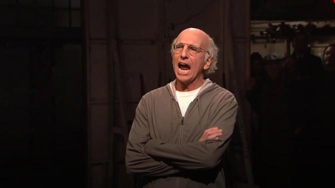 Larry David May Get $5,000 For Yelling