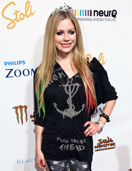 Avril Lavigne Abbey Dawn Fshn