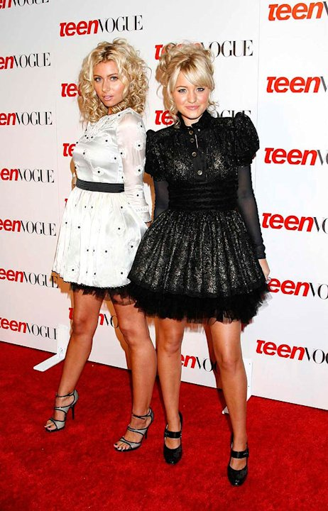 Michalka Aly AJ Teen Vogue