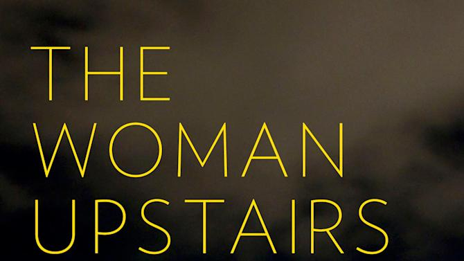 """This book cover image released by Alfred A. Knopf shows """"The Woman Upstairs,"""" by Claire Messud. (AP Photo/Alfred A. Knopf)"""