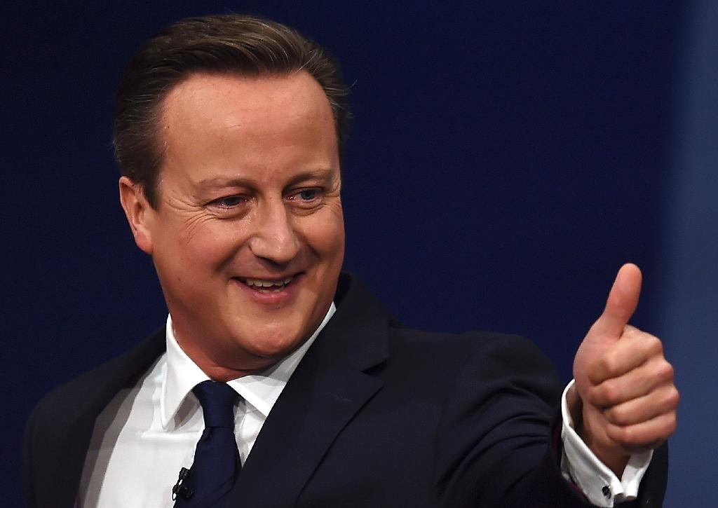 UK's Cameron opens Conservative succession race